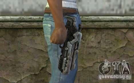 Чакрамомёт для GTA San Andreas третий скриншот