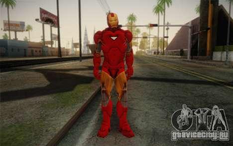 Железный человек для GTA San Andreas