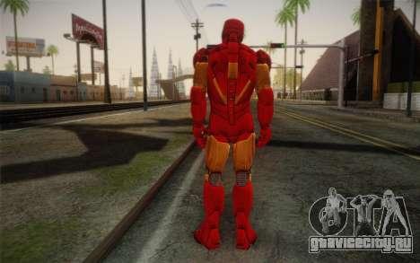 Железный человек для GTA San Andreas второй скриншот
