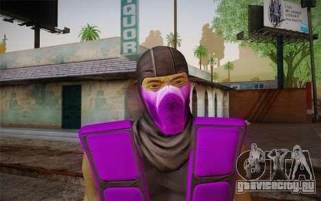 Rain из Ultimate MK3 для GTA San Andreas третий скриншот