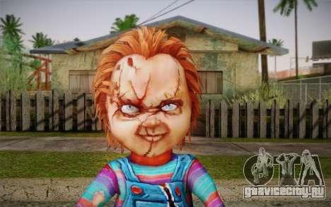 Chucky для GTA San Andreas третий скриншот