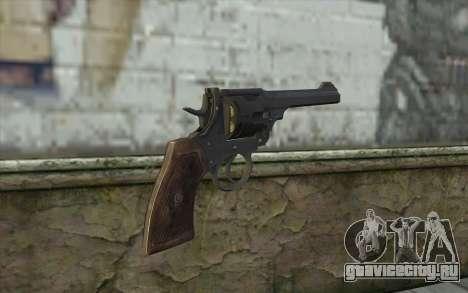 Револьвер (Deadfall Adventures) для GTA San Andreas второй скриншот