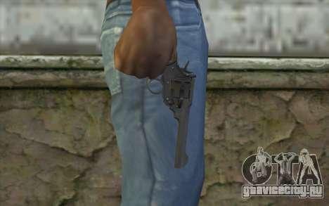 Револьвер (Deadfall Adventures) для GTA San Andreas третий скриншот