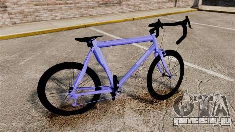 GTA V Race Bike для GTA 4 вид слева