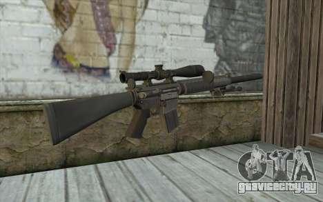 SC25 Sniper Rifle для GTA San Andreas второй скриншот