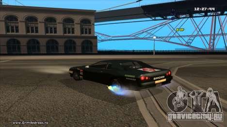Elegy-Hotring для GTA San Andreas вид справа