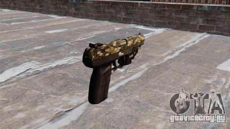 Пистолет FN Five-seveN LAM Hex для GTA 4 второй скриншот
