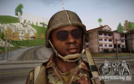 U.S. Soldier v1 для GTA San Andreas третий скриншот