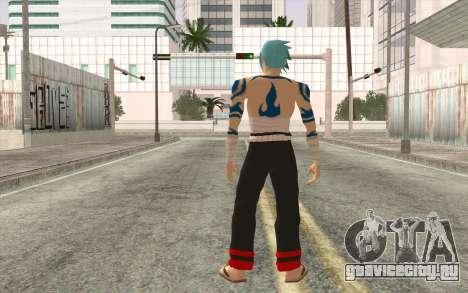 Kamina Sama для GTA San Andreas второй скриншот