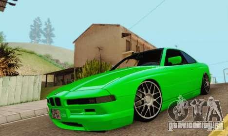 BMW 850CSI 1996 для GTA San Andreas