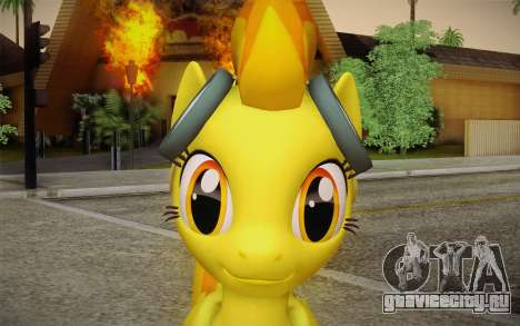 Spitfire для GTA San Andreas третий скриншот