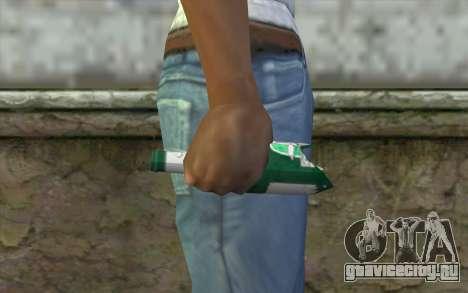 Разбитая бутылка из GTA 5 для GTA San Andreas третий скриншот
