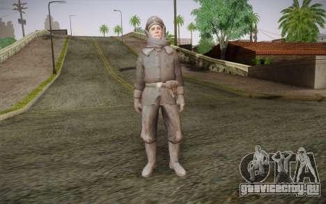 Friedrich Steiner из CoD: Black Ops для GTA San Andreas