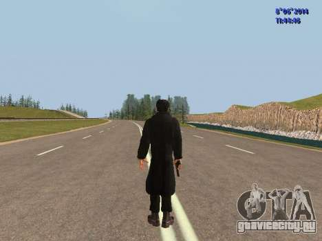 Данила из фильма Брат для GTA San Andreas четвёртый скриншот