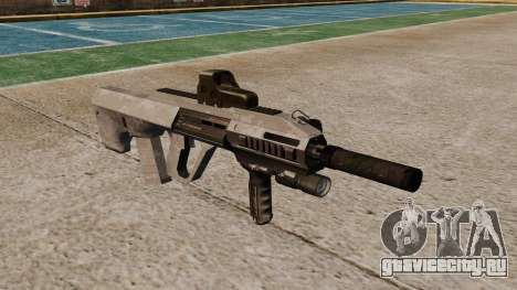 Автомат Steyr AUG-A3 Optic ACU Camo для GTA 4