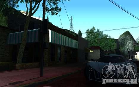 ENBSeries Settings by Makar_SmW86 v5.1 для GTA San Andreas пятый скриншот