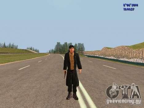 Данила из фильма Брат для GTA San Andreas второй скриншот