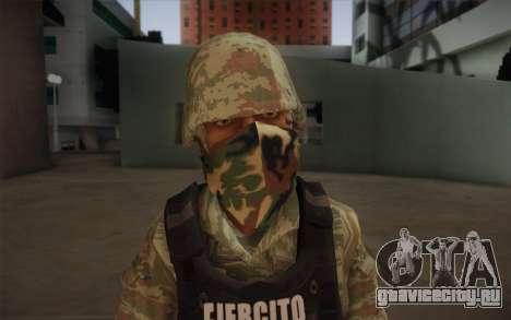 Sedena для GTA San Andreas третий скриншот