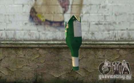 Разбитая бутылка из GTA 5 для GTA San Andreas второй скриншот