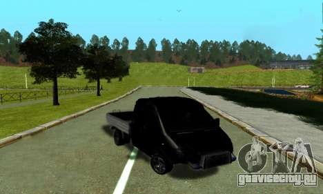 ГАЗ 3302 V8 Devils для GTA San Andreas вид слева