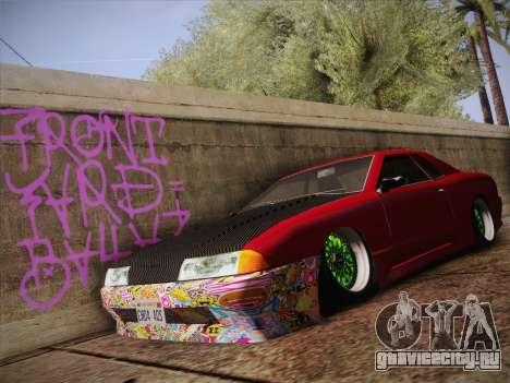 Elegy JDM Style для GTA San Andreas