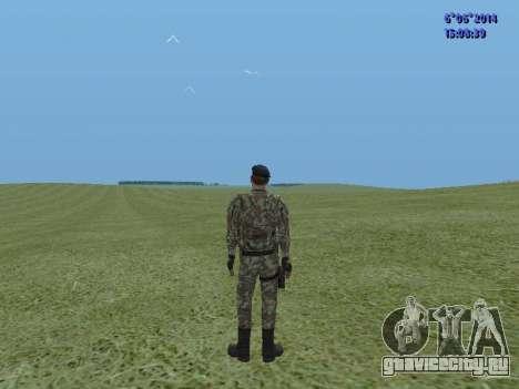 USSR Special Forces для GTA San Andreas второй скриншот