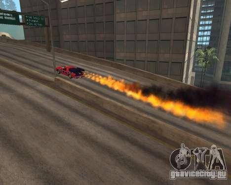Rocket Picador GT для GTA San Andreas вид справа