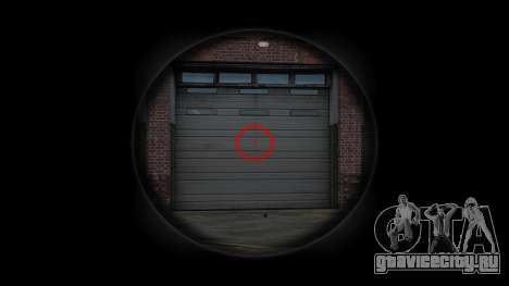 Автомат Steyr AUG-A3 Optic Hex для GTA 4 третий скриншот