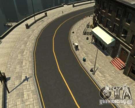 New Roads  (Textures - HD) для GTA 4 пятый скриншот