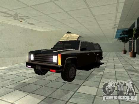 SWAT Original Cruiser для GTA San Andreas
