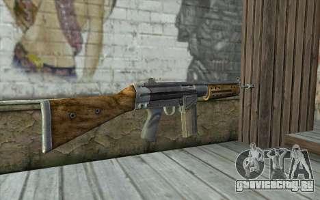 R91 Assault Rifle для GTA San Andreas второй скриншот