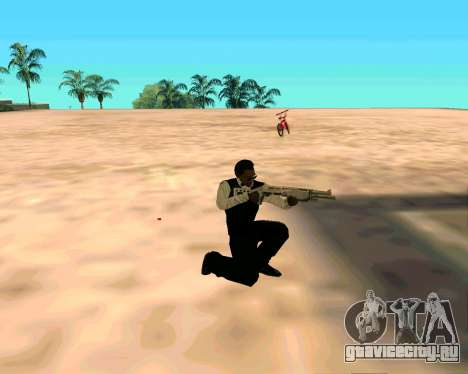 SPAS-12 из Vice City Stories для GTA San Andreas