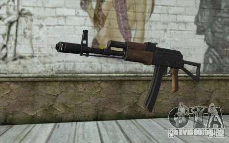 AK74 Rifle для GTA San Andreas