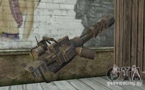 Новый Миниган для GTA San Andreas второй скриншот