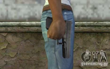 Manhunt Glock для GTA San Andreas третий скриншот