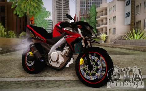 Yamaha V-Ixion 2014 для GTA San Andreas