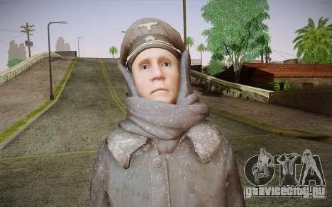 Friedrich Steiner из CoD: Black Ops для GTA San Andreas третий скриншот