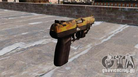 Пистолет FN Five-seveN LAM Fall для GTA 4 второй скриншот