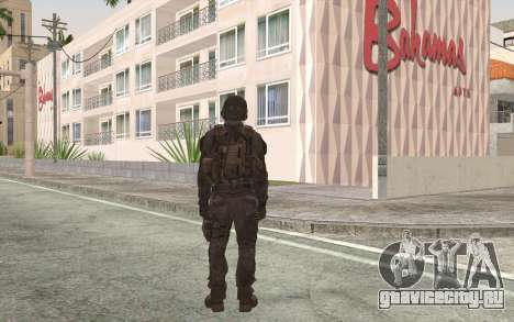 Keegan P. Russ для GTA San Andreas второй скриншот