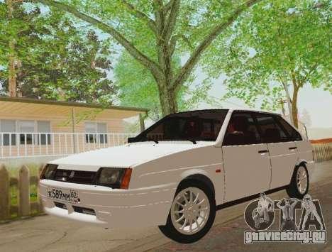 ВАЗ-21093 для GTA San Andreas