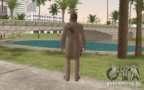 John Marston Gentleman Attire для GTA San Andreas второй скриншот
