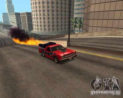 Rocket Picador GT для GTA San Andreas