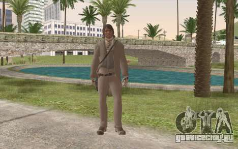 John Marston Gentleman Attire для GTA San Andreas