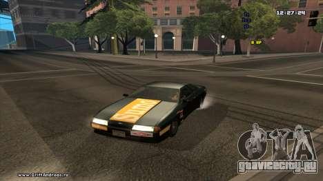 Elegy-Hotring для GTA San Andreas вид сзади слева