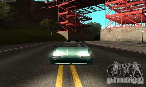 ENB mod для очень слабых ПК для GTA San Andreas третий скриншот