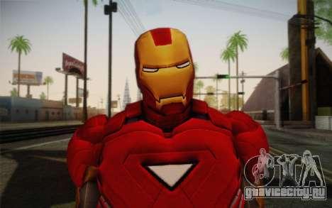 Железный человек для GTA San Andreas третий скриншот