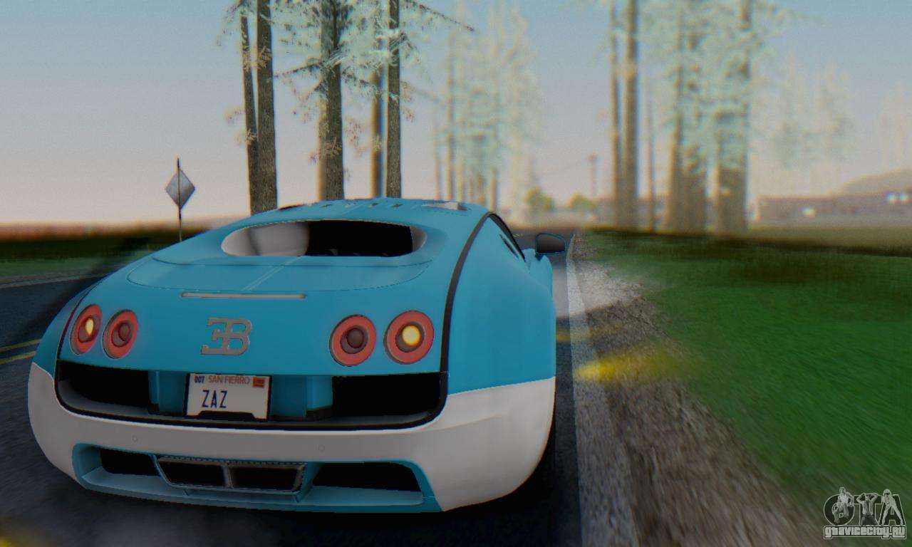 bugatti veyron super sport 2011 gta san andreas. Black Bedroom Furniture Sets. Home Design Ideas