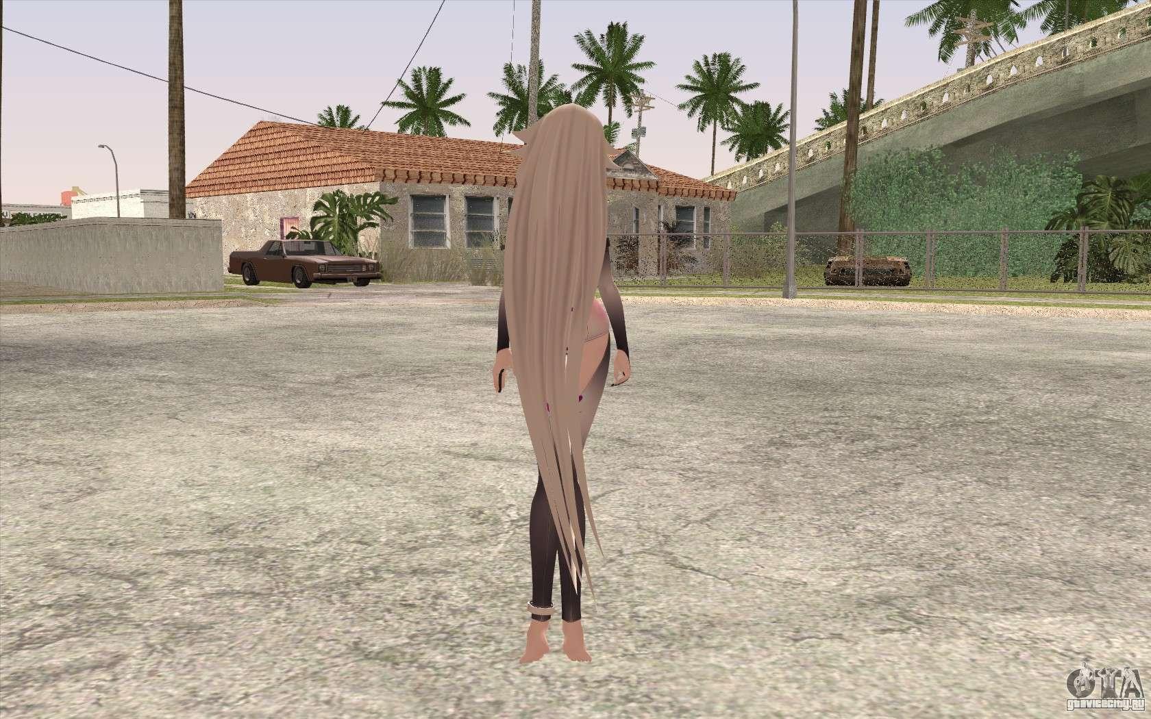 Kia Append Bisected для GTA San Andreas