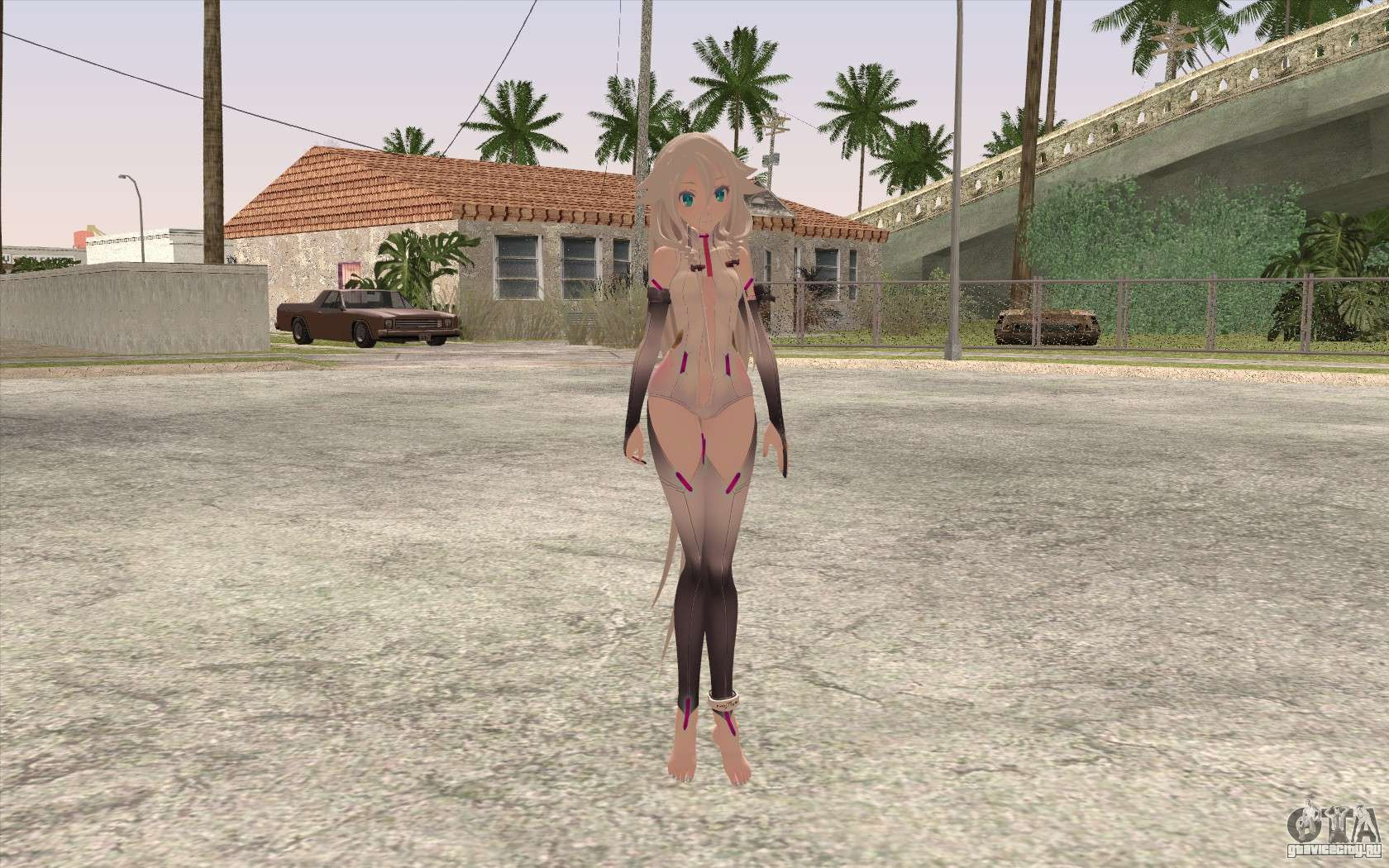 Gta san skin anime nude hentia classic actress