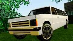 Huntley Limousine для GTA San Andreas